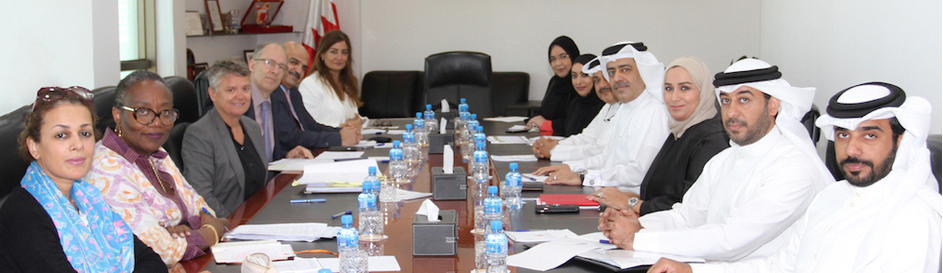 LMRA receives ILO delegation