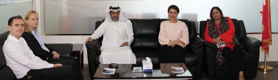 The Cross and the International Red Crescent Praise the efforts of Bahrain in Supporting and Protecting Workers