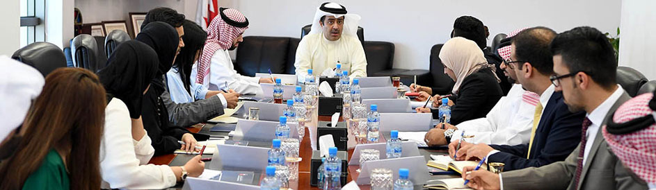 LMRA Chief Receives 3rd FDPM Intake