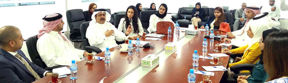 The CEO of LMRA Holds a Roundtable Discussion with the FDPM Fellows