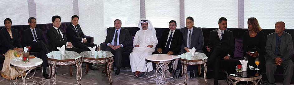 LMRA Boosts Cooperation with Embassies